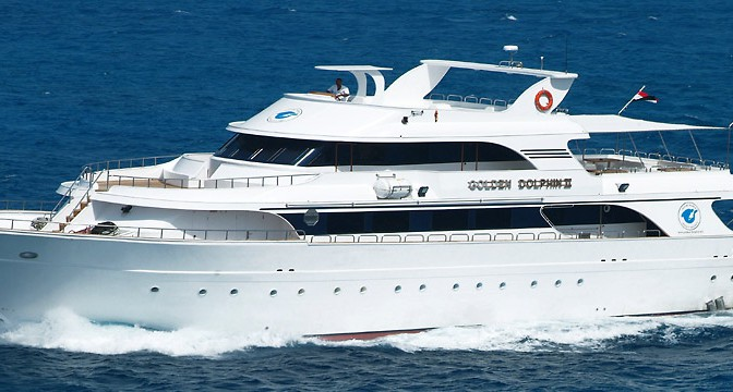 golden dolphin crucero buceo